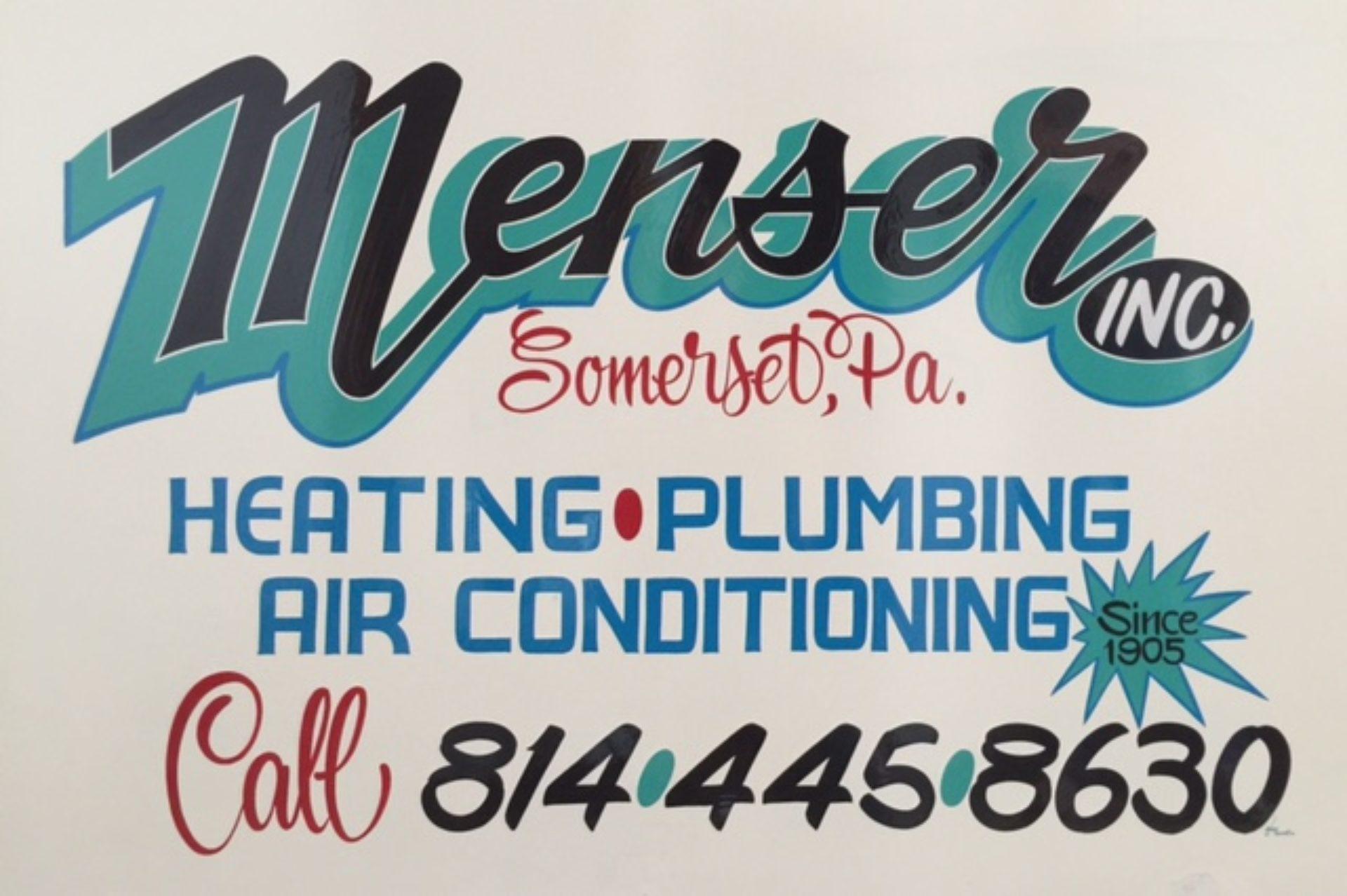 Menser Inc